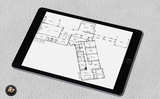 professional floor plans for real estate listings